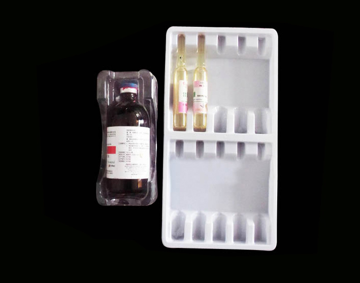 PVC Medical Packaging Blister Tray